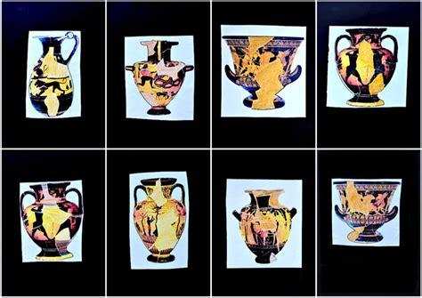vasi greci antichi restauro di antichi vasi greci italia4all scuola