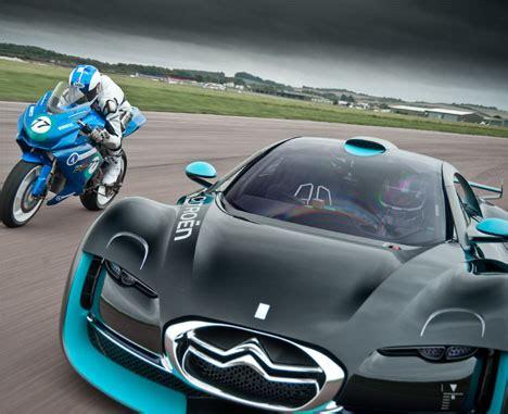 citroen survolt and agni z2, a breathtaking super car and