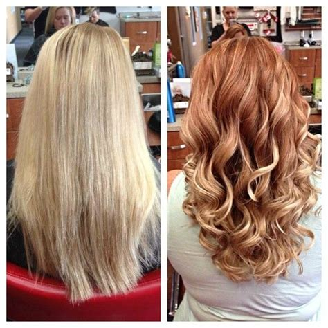 red to blonde ombre bob best 25 red blonde ideas on pinterest copper blonde