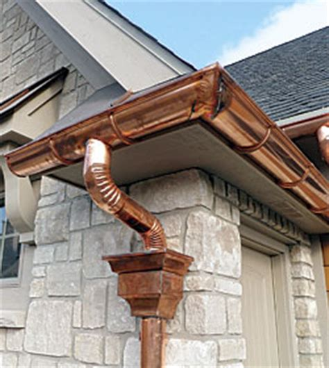 what's the difference: gutters fine homebuilding