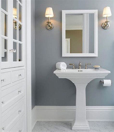 Paint Colors For Small Bathrooms - 17 best ideas about small bathroom paint on
