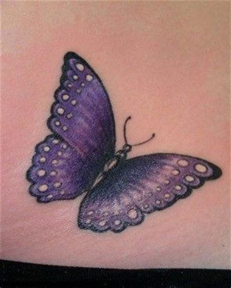 small purple butterfly tattoo the world s catalog of ideas