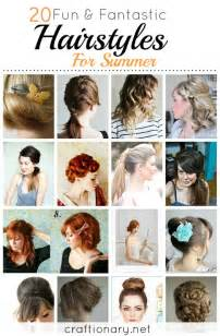 20 hairstyles braids ponytails buns amp more easy and cute