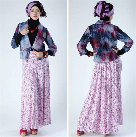 desain baju sasirangan wanita 10 contoh desain baju muslim wanita masa kini oke