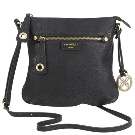 Teds Casual fiorelli ted casual cross bag black womens