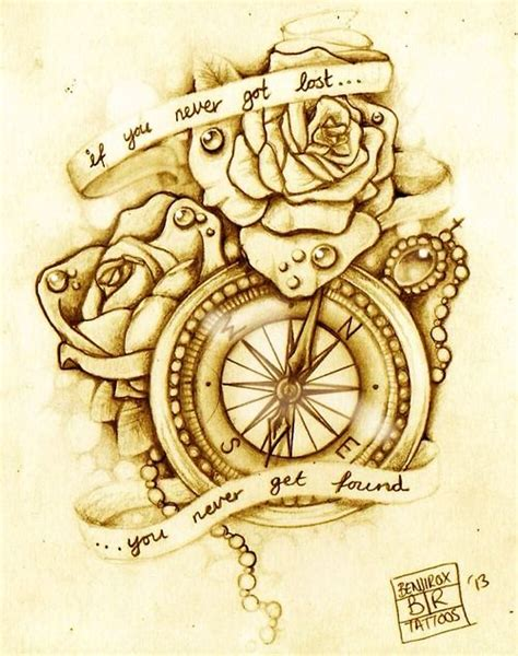 tattoo quotes to go with a compass compass tattoo lovely colors skin canvas pinterest