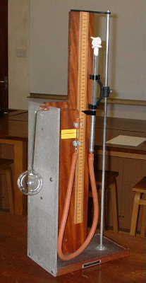 Termometer Gas termometer