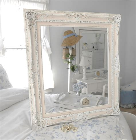 frame shabby chic furniture home decor for mirror or