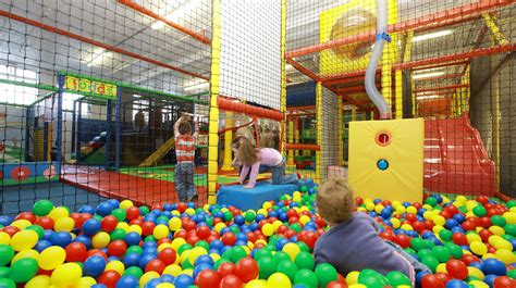 run   mill indoor play centre day    kids