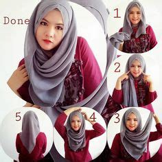 tutorial jilbab viscose this is a very easy basic hijab style for beginners it s