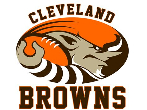 Cleveland Browns by Uni Readers Redesign The Cleveland Browns
