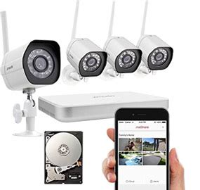 home security surveillance camera systems from sievers