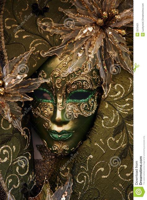 luxurious mask stock image image