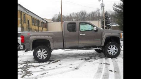 2013 chevrolet silverado 1500 lt rocky ridge lifted truck