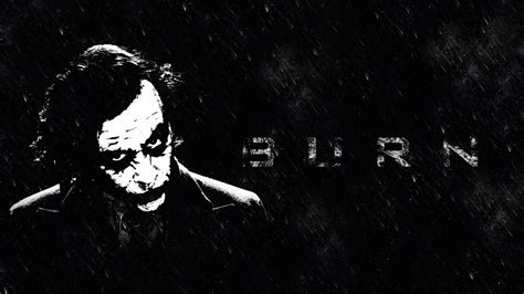 black and white joker wallpaper joker dark knight wallpapers wallpaper cave
