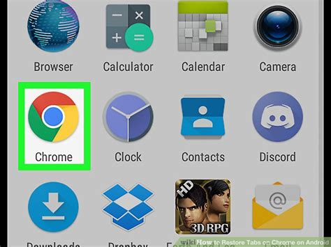 reset android chrome how to restore tabs on chrome on android 8 steps with