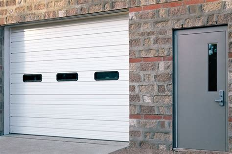 Sectional Overhead Garage Door Sectional Steel Doors 420