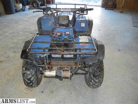 Suzuki King 300 For Sale Armslist For Sale 1994 Suzuki King 300cc 4wd W Winch