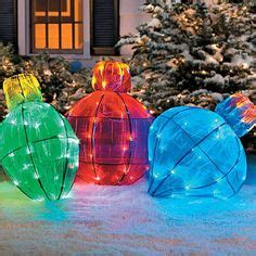 lighted outdoor ornaments 1000 images about outdoor decor on outdoor