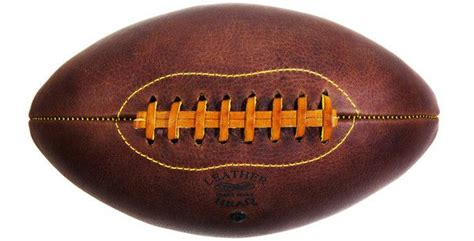 Handmade Leather Football - 23 best images about fathers day on italian