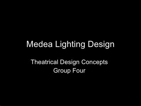 lighting design powerpoint medea lighting design powerpoint