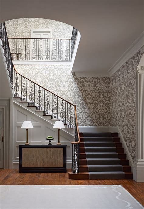 pinterest wallpaper hallway hall stairs and landing wallpaper inspiration for your