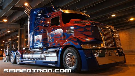 transformers hound truck transformers 4 filming in chicago autobots optimus