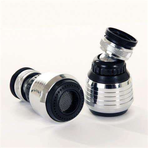 Kitchen Sink Faucet Aerators Low Flow Kitchen Faucet Aerator Eco 306 Aqua