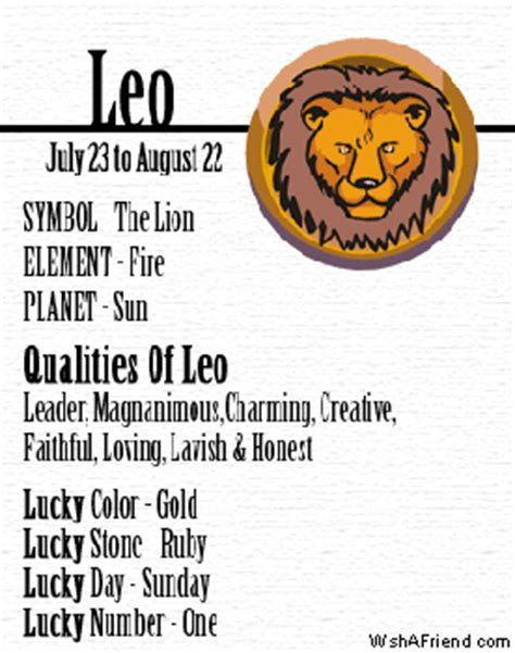 august zodiac sign leo search august leo