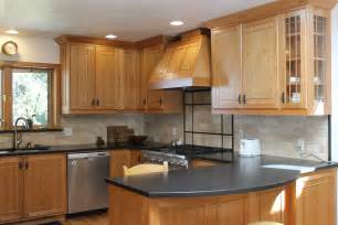 Kitchen Paint Colors With Honey Oak Cabinets by Honey Oak Kitchen Cabinets Wall Paint Inspirations