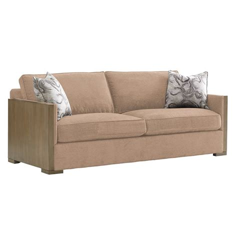 textured couch lexington shadow play delshire sofa in textured plain