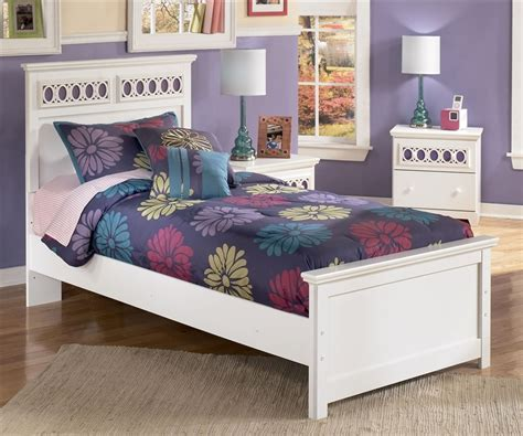 twin size bed for girl zayley panel bed twin size bedroom furniture beds