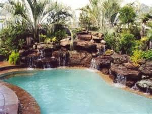 rock waterfalls for pools swimming pool waterfalls pool rock waterfalls platinum