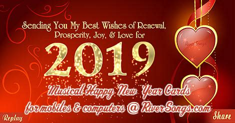 new year cards 2019, happy new year ecards wishes