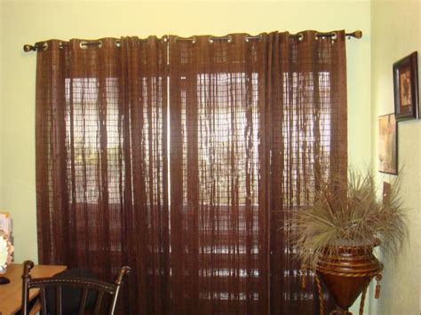 sliding door window treatments sliding glass door curtain rod window treatments design