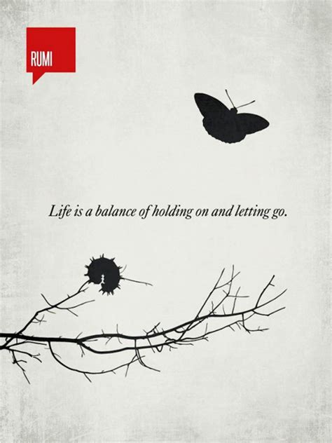 holding space on loving dying and letting go books quote is a balance of holding on and letting go
