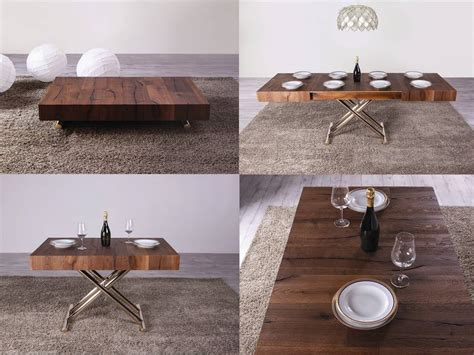 tavolini trasformabili in tavoli tavolini trasformabili da tavolino a tavolo in poche mosse