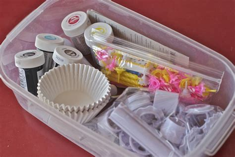 Cake Decorating Supplies by Organize Cake Decorating Supplies Brady Lou Project Guru