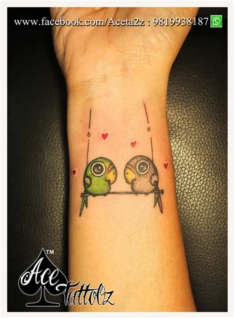 love bird tattoos designs bird pictures to pin on tattooskid