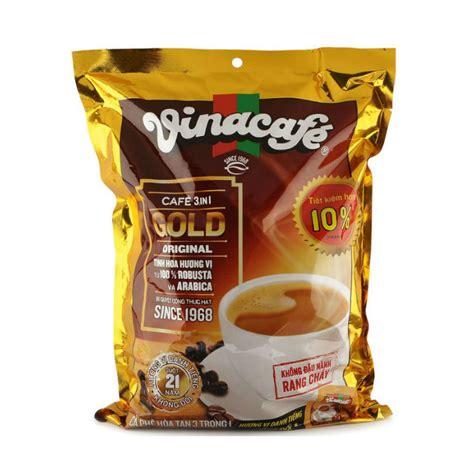 Instant Aleeya Murah 3 In 1 vinacafe original gold 3 in 1 instant coffee