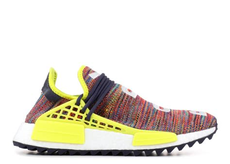 Adidas Nmd Human Race Pw Original Sneakers pw human race nmd tr quot pharrell quot adidas ac7360 noble ink bold yellow footwear white