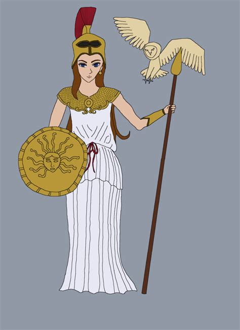 did athena get along with the other gods tips from the hip by melina