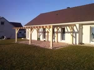 veranda kit bois