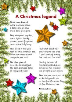 christmas poems poem and poems for children on pinterest