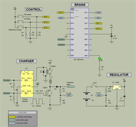 capacitor charger circuit coil gun capacitor charger circuit 28 images high voltage capacitor charger for coil gun 9