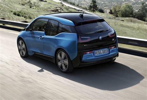 bmw electric car 2017 2017 bmw i3 electric car longer range battery but
