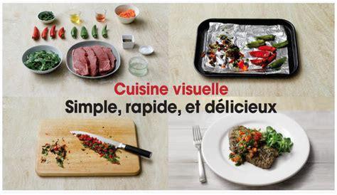 cuisine visuelle dossier applications iphone et la cuisine