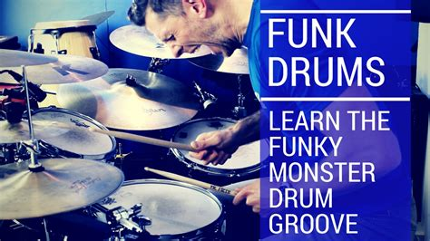 Spi Grooves To The Funky Beats by The Funky Drum Beat Total Drummer Drum