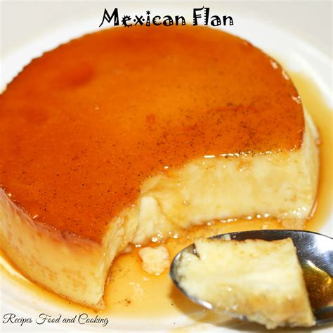 13 Ingredients And Directions Of Chocolate Cheese Flan Receipt by Mexican Flan Recipes Food And Cooking