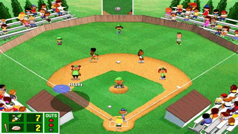 backyard baseball video game backyard baseball usa iso